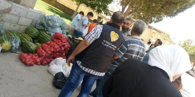 قافلة الوفاء الثالثة عشر – لبنان